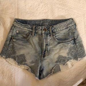 AE Cutoff Shorts